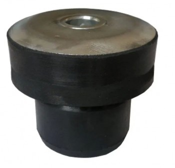 Amortizor / tampon din cauciuc - transmisie, motor buldoexcavator JCB