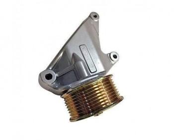 Ansamblu rotire inferioară fulie / JCB 3CX 4CX Loadall / Motor JCB DieselMax