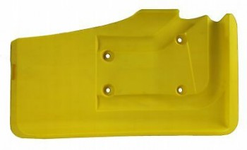 Aripa fata stanga - 420mm pentru buldoexcavator JCB  3CX 4CX