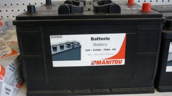 Baterie Manitou