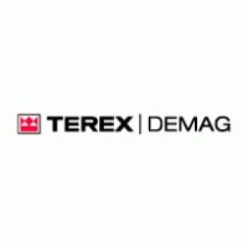 Bloc glisant superior / spate cilindru telescopic pentru macara Terex-Demag-AC80
