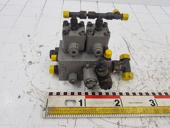 Bloc hidraulic automacara Liebherr LTM 1055 - 3. 2