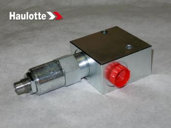 Bloc hidraulic de limitare pentru nacela Haulotte H14TX - H16TPX