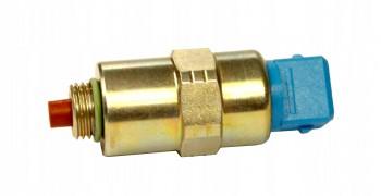 Bobina de oprire - pompa de combustibil solenoid- ESOS pentru buldoexcavator 2CX 3CX 4CX Loadall