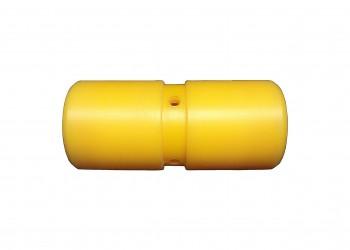 Bucsa nylon pentru miniexcavator JCB 801, midiexcavator JCB