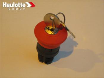 Buton cu cheienacela Haulotte HA18PX