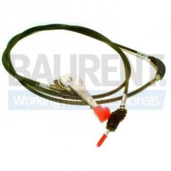 Cablu acceleratie pentru JCB