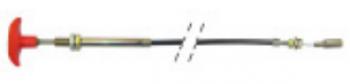 Cablu de control pentru nacele OPTIMUM Haulotte