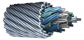 Cablu de otel - 16 mm - cablu de ridicare pentru macarale Grove-GMK5100