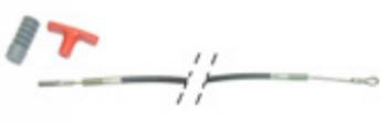 Cablu mecanic pentru nacela JLG3394RT