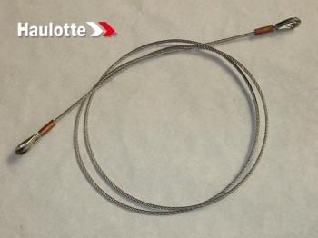 Cablu otel pentru brat nacela verticala Haulotte Star 6