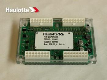 Calculator nacela foarfeca diesel Haulotte Compact DX