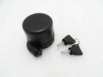 Capac de umplere filtru hidraulic, doua chei - pentru buldoexcavator JCB 2CX 3CX 4CX LOADALL