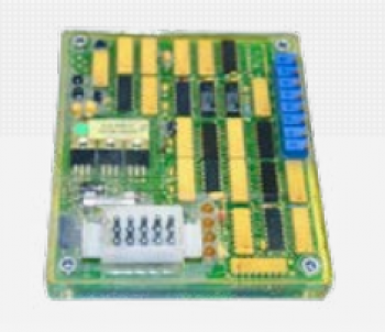 Card electronic nacela JLG