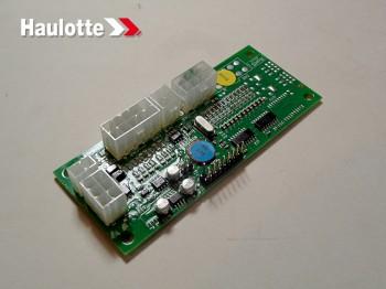 Cartela electronica pentru nacela Haulotte, telecomanda din 2011