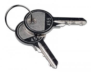 Cheie 455 pentru nacela