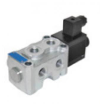 Circuit hidraulic integrat cu cartus pentru nacela Haulotte