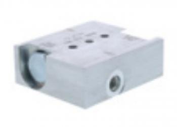 Circuit hidraulic integrat cu cartus pentru nacele Genie