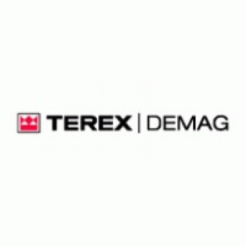 Consola LMI pentru macara marca Terex-Demag-AC50.