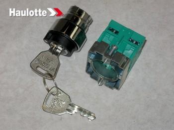 Contact cu cheie pentru nacela Haulotte