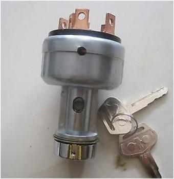 Contact cu doua chei pentru buldoexcavator KOMATSU PC05-6 PC05-7 PC10-6 PC10-7 PC110R-1 PC12R-8 PC15-2 PC15R-8