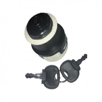 Contact cu doua chei pentru buldoexcavator VOLVO BL60, BL61, BL70, BL71, miniincarcator VOLVO MC60, MC70, MC80, MC90, MC110