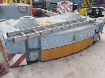 Contragreutate 11 tone pentru macara Liebherr LTM 1160 - 2
