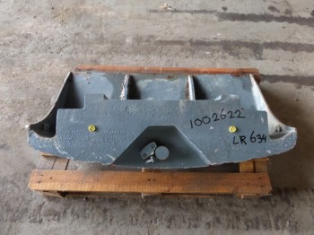 Contragreutate incarcator pe senile Liebherr LR 634, LR 624