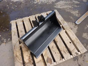 Cupa pentru taluzat pentru miniexcavator JCB 801 / 8020