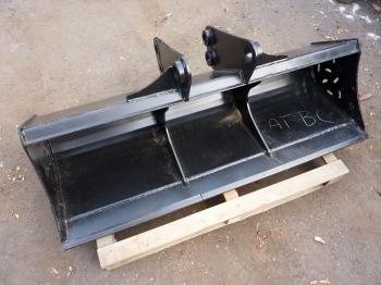 Cupa taluzare pentru buldoexcavator Caterpillar Cat 428 - 1.5m