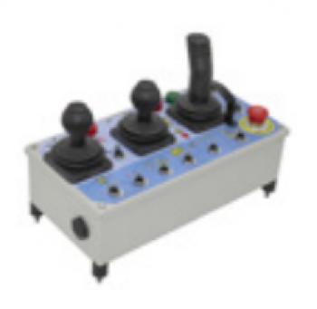 Cutie de control superioara fara indicatie de suprasarcina pentru naceleHaulotte