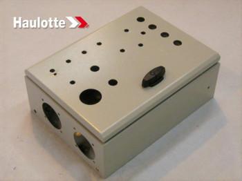Cutie metalica pentru control nacela telescopica Haulotte