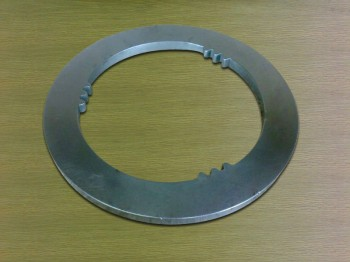 Disc transmisie - placa de presiune pentru buldoexcavator  JCB