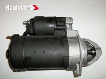 Electomotor nacela Haulotte COMPACT 10/12 DX, H14/16, HA 16/18 PX, HA20/26/260 PX starter dupa 03/2001