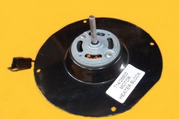 Electromotor - suflanta aer conditionat pentru buldoexcavtor JCB 3CX 4CX