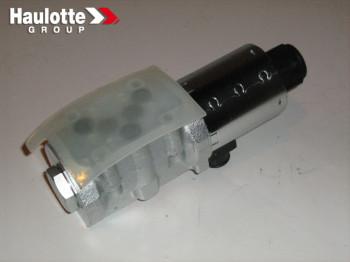 Electrovalva bloc hidraulic nacela Haulotte H 18 / 15 / 12 SX