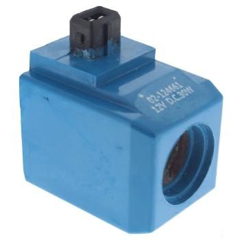 Electroventil bobina 25/106700 pentru buldoexcavator  JCB 3CX 4CX