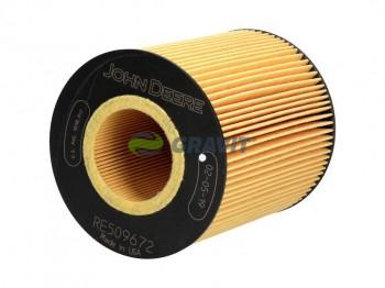 Element filtru ulei pentru tractoare John Deere