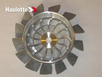 Elice alternator pentru nacela diesel Haulotte