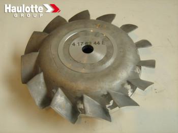 Elice ventilator nacelaHaulotte H16TPX,H14TX,HA18PX