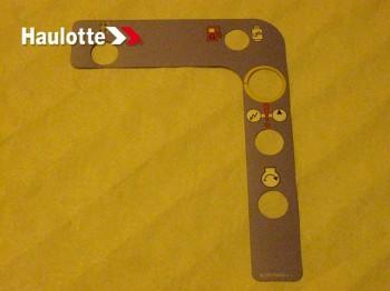 Eticheta telecomanda nacela Haulotte HA 41 PX