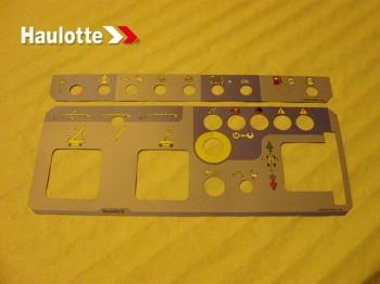 Etichete telecomenzi nacele Haulotte HA 32 PX
