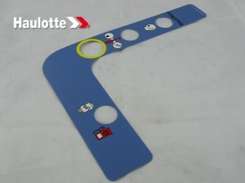 Etichete telecomenzi nacele tip Haulotte