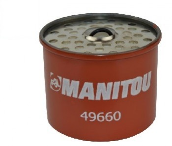 Filtru combustibilManitou pt. incarcatoare telescopice