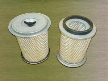 Filtru de aer pentru buldoexcavator JCB 2CX 2DX