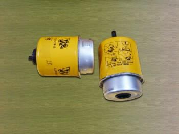 Filtru de ulei, 150mic - motor diesel pentru buldoexcavator JCB 3CX 4CX