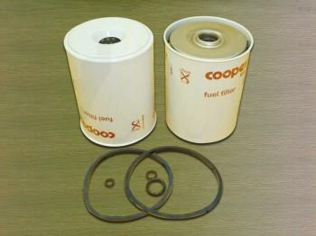 Filtru de ulei (lung) pentru buldoexcavator JCB 3CX 4CX