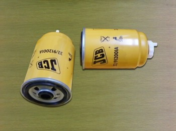 Filtru de ulei pentru buldoexcavator 1997-2005 / JCB 3CX 4CX / Lodall / Fastrac