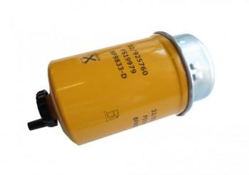 Filtru de ulei pentru buldoexcavator JCB JS