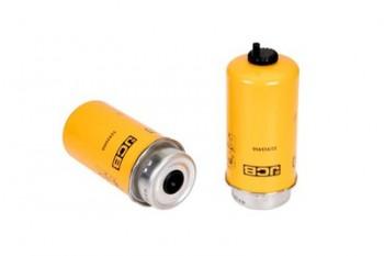 Filtru hidraulic, 150 microni  retur  pentru buldoexcavator JCB 3CX 4CX